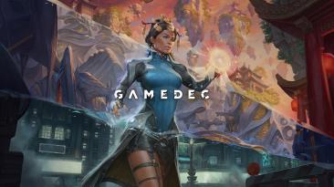 """Gamedec """"Патч v1.0.34.R46219-GOG"""""""