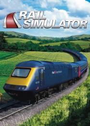 Обложка игры Rail Simulator