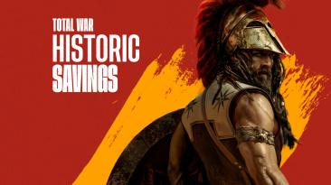 Распродажа игр серии Total War в Steam