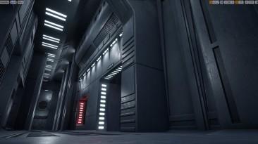 Новое короткое геймплейное видео фанатского ремейка Star Wars: Dark Forces на движке UE4