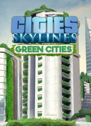 Обложка игры Cities: Skylines - Green Cities