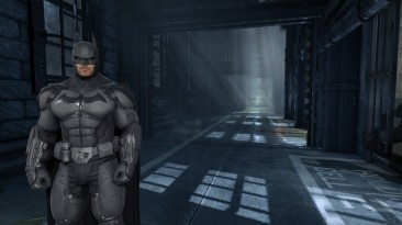 """Batman Arkham Origins """"Коррекция Цветов"""""""