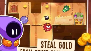 Новая игра от авторов Cut the Rope добралась до iOS