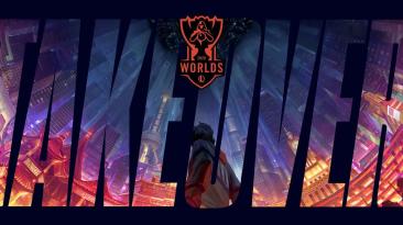 Riot Games представила Take Over - клип в честь Worlds 2020
