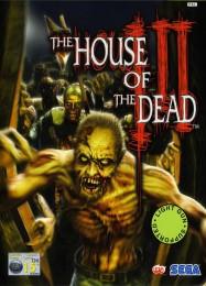 Обложка игры House of the Dead 3