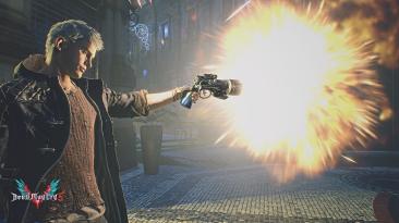 "Devil May Cry 5 ""DmC detonator gun для Неро"""