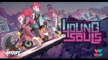 Young Souls: кооперативный ролевой боевик, сочетающий мечи, магию и модные кроссы