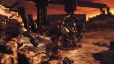 Warhammer 40K Dawn of War Intro Remastered [Музыкальное видео]
