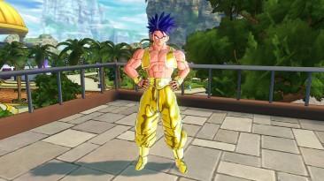 Скриншоты c DLC-персонажем Маджуубом из Dragon Ball Xenoverse 2