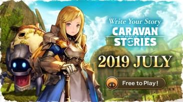 Caravan Stories доберётся до североамериканских PS4 в июле