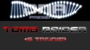 Tomb Raider (2013): Трейнер/Trainer (+6) [1.00.722.3] {DNA/HoG}
