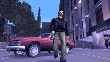 Моддер портировал Grand Theft Auto 3 на Switch