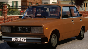 """Grand Theft Auto 4 """"ВАЗ-2105 Stock"""""""