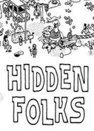 Обложка игры Hidden Folks