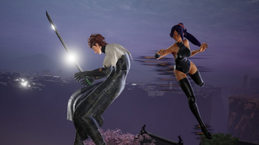Первый взгляд на Йоруичи Шихоин в Jump Force