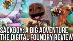 Платформер Sackboy: A Big Adventure не поддерживает полноценное 4K на PlayStation 5