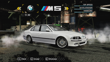 """Need for Speed: Most Wanted """"Пак машин 2021"""""""