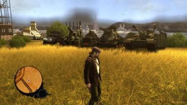 The Saboteur: Совет (Добавляем вырезанные танки в гараж)