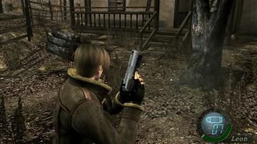 """Resident Evil 4 """"Замена первого пистолета для Леона, на более качественный"""""""