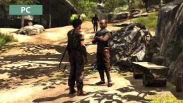 "Arcania: Gothic 4 ""Новое детальное сравнение на PC vs. PS4"""