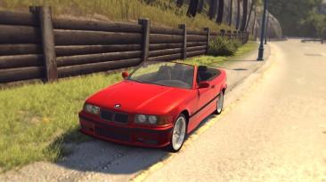 """Mafia 2 """"1997 BMW M3 E36 Кабриолет"""""""