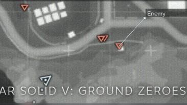 """Metal Gear Solid 5 Ground Zeroes """"Обложка для Стима"""