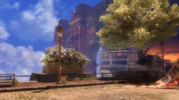 Геймплей отмененной версии BioShock Infinite