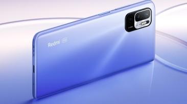 Xiaomi выпустит в России смартфон Redmi Note 10T