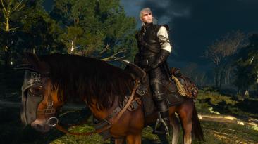 "Witcher 3: Wild Hunt ""Новый сет доспехов из Мантикоры-Sezon Burz Witcher's Gear - New DLC"""