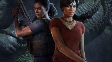 """Uncharted: The Lost Legacy """"Сундтрек"""""""