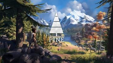 """Релизный трейлер экшен адвенчуры в открытом мире """"Pine"""""""