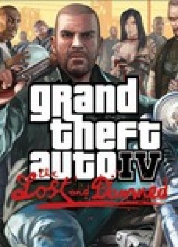 Grand Theft Auto 4: The Lost and Damned