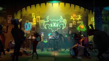 Первый трейлер Afterparty - игры, в которой нужно бухать с Сатаной