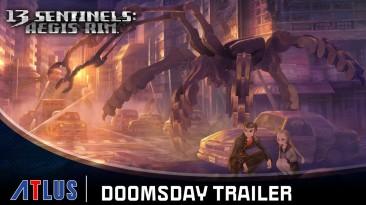 Новый трейлер 13 Sentinels: Aegis Rim в честь открытия цифровых предзаказов