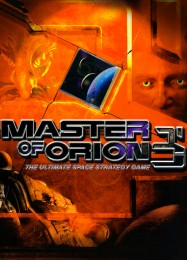 Обложка игры Master of Orion 3
