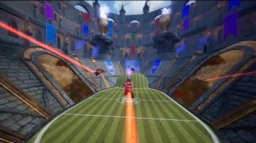 Неофициальная игра по квиддичу Broomstick League выйдет в Steam в следующем месяце