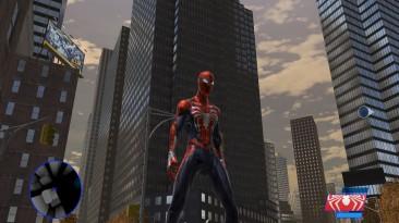 """Spider-Man: Web of Shadows """"Spider-ManPS4 HUD Pack"""""""