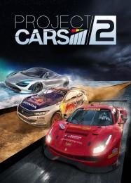 Обложка игры Project CARS 2