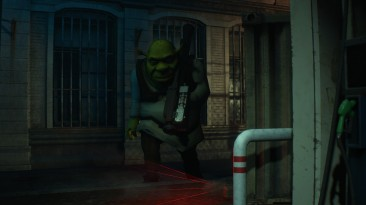 "Resident Evil 3 ""Шрек Вместо Немезиса (Shrek Over Nemesis)"""