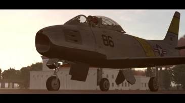 "DCS ""Тизер F-86F"""