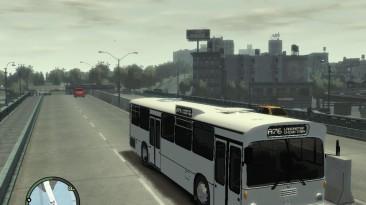 "Grand Theft Auto 4 ""Mercedes-Benz O305"""