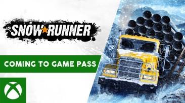 В Xbox Game Pass появится симулятор преодоления экстремального бездорожья SnowRunner
