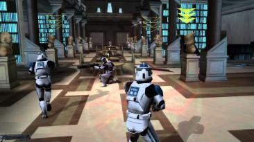 Классический Star Wars: Battlefront II получил официальный патч