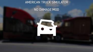 American Truck Simulator: Чит-Мод/Cheat-Mode (Без Урона / No damage) [1.40]