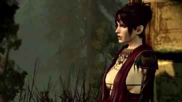 Морриган (Dragon Age) [Girls in Games]
