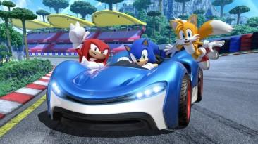 Team Sonic Racing может получить специальное издание в честь 30-летия Соника