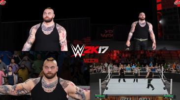 """WWE 2K17 """"Bray Wyatt TLC 2019 WWE 2K19 Port MOD"""""""