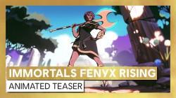 Анимационные тизеры Immortals Fenyx Rising