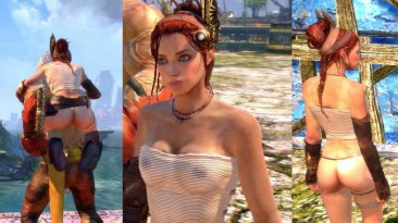 "Enslaved: Odyssey to the West ""Nude mod"""