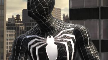 """Spider-Man: Web of Shadows """"Черный костюм Сема Рейми"""""""